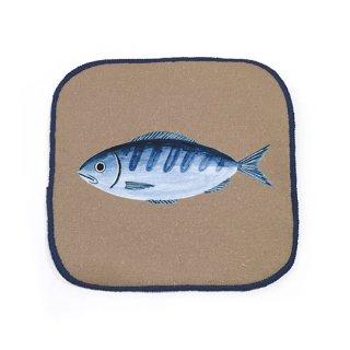 Koike Fumi / Hand cloth / Fish