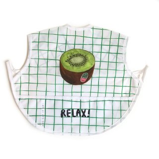Koike Fumi / Pocketable BIBIB / Kiwi fruit