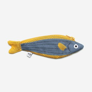 DON FISHER / Madagascar - Blue Fusilier - KEYCHAIN