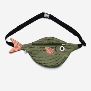 DON FISHER / Madagascar - Kid Damselfish - FANNY PACK