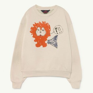 The Animals Observatory / BEAR KIDS+ SWEATSHIRT / 1112
