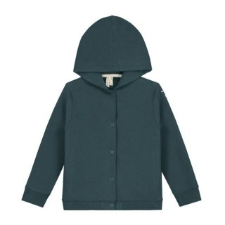GRAY LABEL / Hooded Cardigan / Blue Grey / Kids