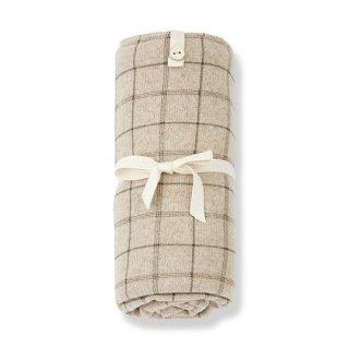 1+ in the family / JEANINE blanket / 103. cream