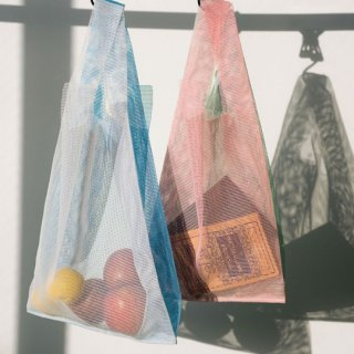 amabro / CONVENI BAG / Pink × Mint