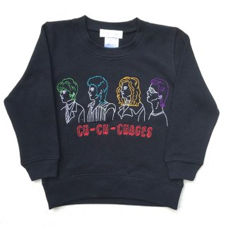 Soulsmania / CHANGES SWEAT CREW / black