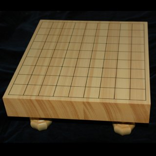 将棋盤 新カヤ材2寸脚付