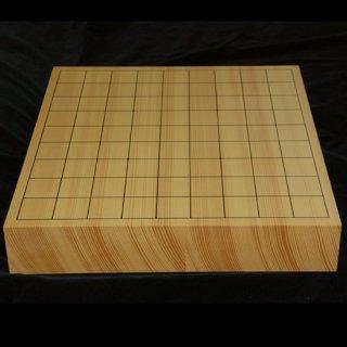 将棋盤 卓上将棋盤 新カヤ材2寸