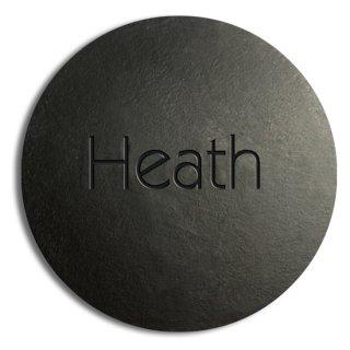 ピート配合-天然成分100%-枠練り美容洗顔石けん-Heath