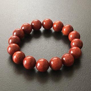 パドックの数珠ブレスレット(木珠,12mm珠)