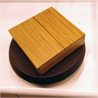竹製 寄木細工 木珠ケース