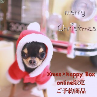 <img class='new_mark_img1' src='https://img.shop-pro.jp/img/new/icons11.gif' style='border:none;display:inline;margin:0px;padding:0px;width:auto;' />2019.Xmas.happy Box<br>online限定☆<br>(ご予約受付中)