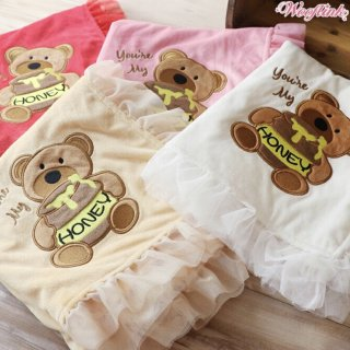 HONEY BLANKET<br>【wooflink】