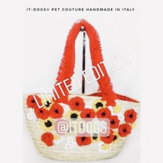 <img class='new_mark_img1' src='https://img.shop-pro.jp/img/new/icons11.gif' style='border:none;display:inline;margin:0px;padding:0px;width:auto;' />Poppies Field Bag<br>【itdogs 】