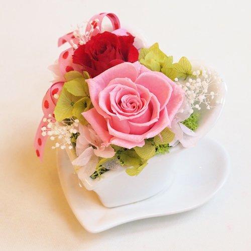フルールハートM(ピンク)