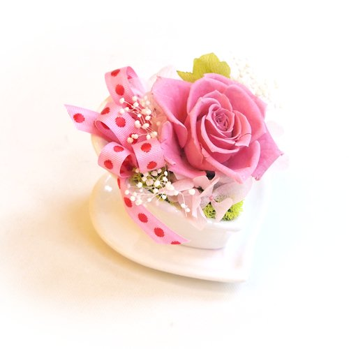 フルールハートS(ピンク)