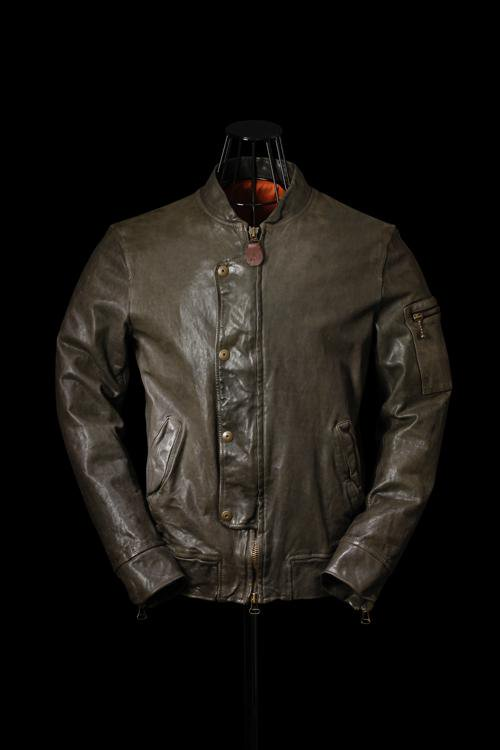 "JAPAN KIP ""GARMENT-DYED"" MILITARY BLOUSON"