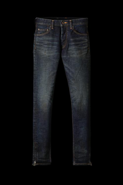 "13oz STRETCH DENIM ""SUPER-SKINNY"""