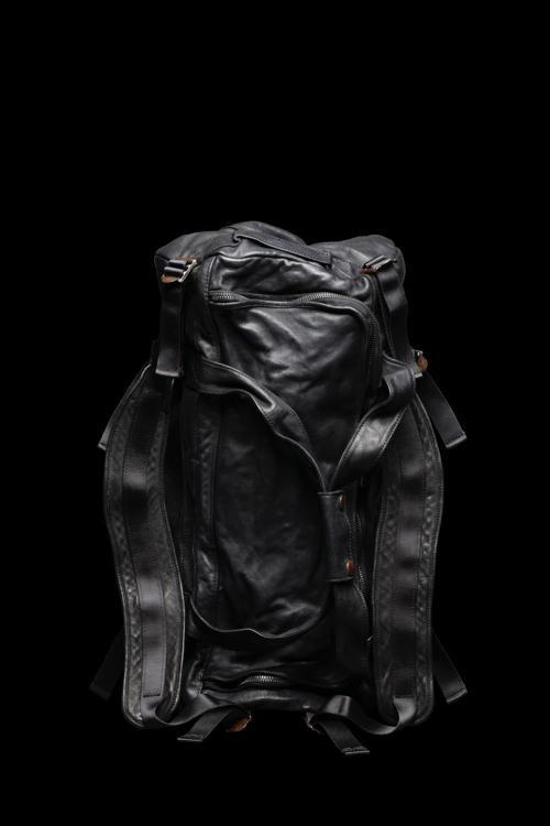 ITALY SHOULDER + JP STEER GARMENT-DYED 3WAY-BAG