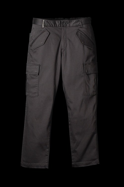 COTTON STRETCH CARGO PANTS