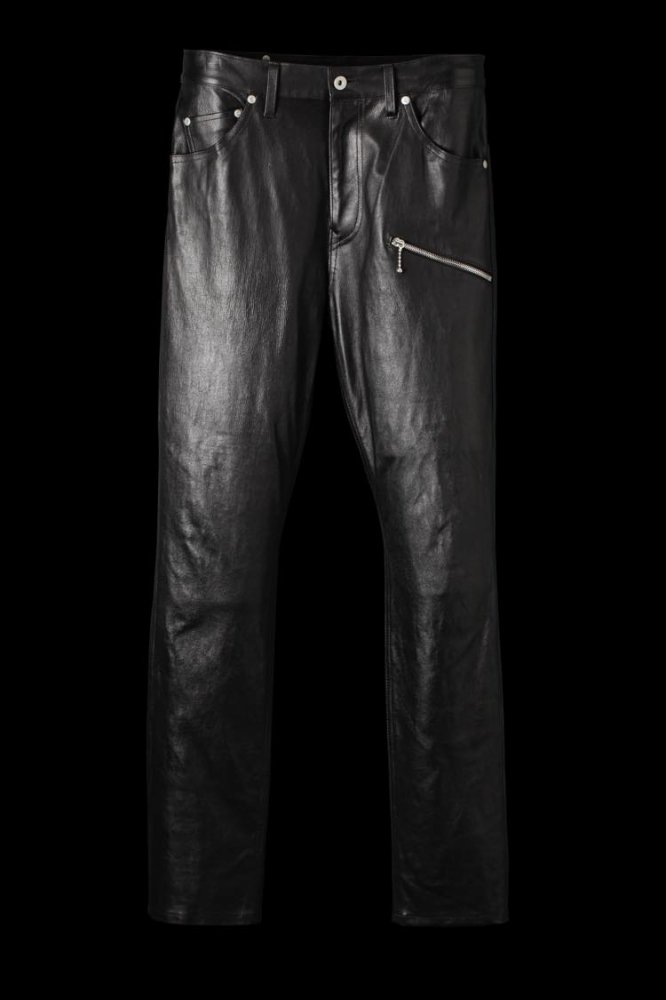 STRETCH DEERSKIN PANTS