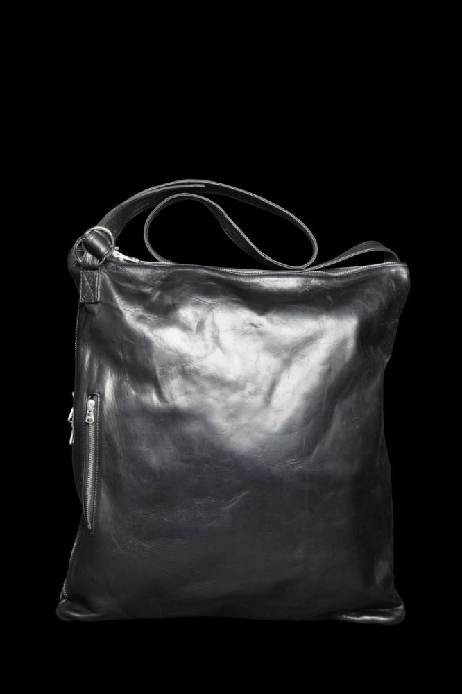 TANNED JAPAN HORSE WAX FINISH 2WAY BAG