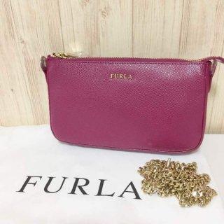 フルラ ショルダーバッグ FURLA Fantasia L ピンク