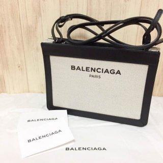 バレンシアガ ショルダーバッグ BALENCIAGA 390641 AQ37N ナナメガケ BK 1080