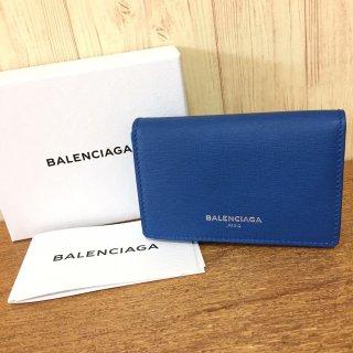 バレンシアガ カードケース BALENCIAGA ESSENTIAL ロゴ