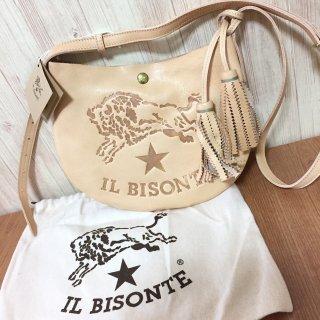 イルビゾンテ ショルダーバッグ IL BISONTE A2665 NR