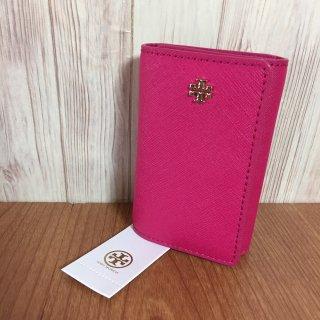 トリーバーチ キーケース TORY BURCH YORK ピンク