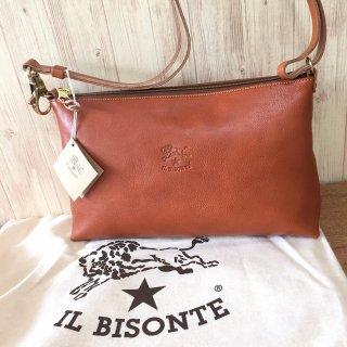 イルビゾンテ IL BISONTE A1674 ショルダーバッグ