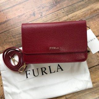 FURLA フルラ RIVA ショルダーバッグ 長財布