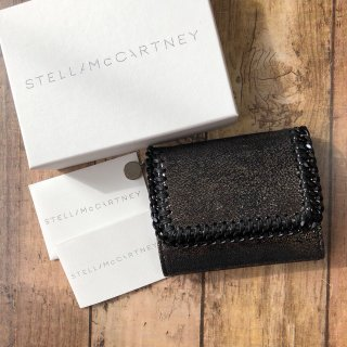 ステラマッカートニー ファラベラ フラップ折財布