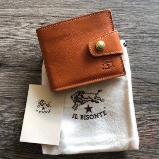 イルビゾンテ IL BISONTE C1031P 折り財布