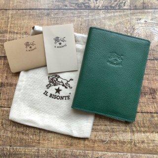 イルビゾンテ IL BISONTE パスポートケース C1014