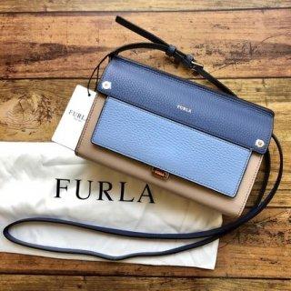 新品 FURLA フルラ LIKE ライク ショルダーバッグ 財布