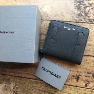 新品 BALENCIAGA バレンシアガ ラウンド コインケース
