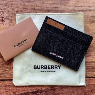 新品  BURBERRY バーバリー sandon カードホルダー