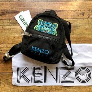 新品 Kenzo ケンゾー ミニキャンバス バックパック