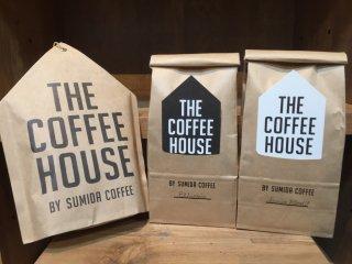 The Coffee House(ドリップパック)とコーヒー豆のセット