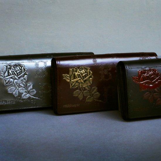 5d5736dd287a フィセルローズ かぶせ長財布〈アルセラピィ オンラインストア〉