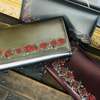 ローズリース かぶせ長財布