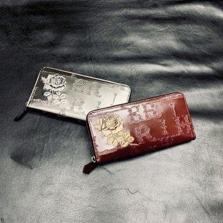 フィセルローズ 新型ラウンドジップ長財布