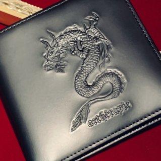 ATドラゴン  二つ折り財布
