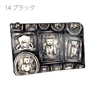<img class='new_mark_img1' src='https://img.shop-pro.jp/img/new/icons20.gif' style='border:none;display:inline;margin:0px;padding:0px;width:auto;' />【SALE60%OFF】ATベア クラッチバッグ