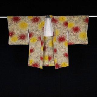 アンティーク羽織 花火のような乱菊