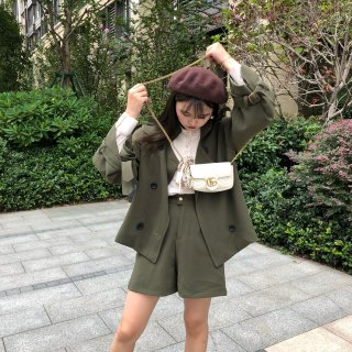 ロリータ クラシックジャケット ジャケットのみ販売 パンツ別売り ワイド袖 リボン 普段使い 王子系 少女