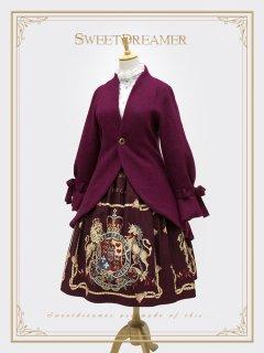 ロリータ SweetDreamer Vintage 巴里の歌 立ち襟ジャケットコート コートのみ 立ち襟 ゴスロリ クラロリ