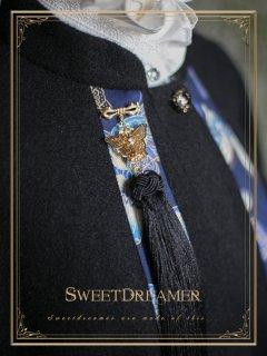 【ポスト投函対応】ロリータ Sweet Dreamer Vintage 華ロリ 蝶のブローチ ブローチのみ 中国結び 中国風 和ロリ アクセサリー