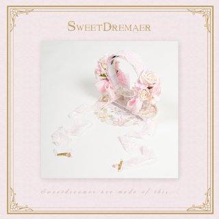 ロリータ SweetDreamer Vintage ゴージャスローズカチューシャ カチューシャのみ 甘ロリ 華ロリ 姫ロリ 花